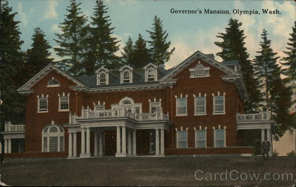 Governor's Mansion Olympia Washington