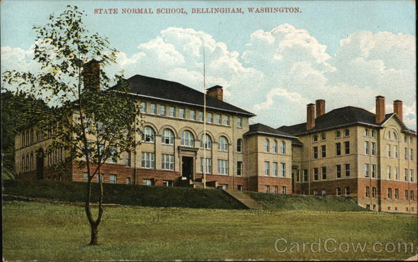 State Normal School Bellingham Washington