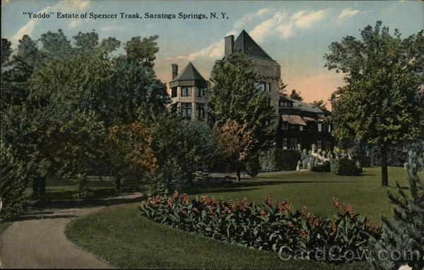 Yaddo - Estate of Spencer Trask Saratoga Springs New York