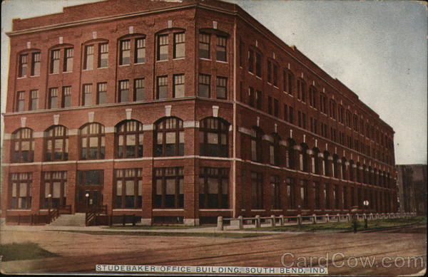 Studebaker Office Building South Bend Indiana