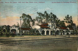 Santa Fe Depot, 40th and San Pablo Ave