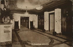 The Hollenden - Elevator Foyer
