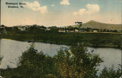 Missisquoi River Postcard