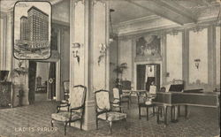 Ladies' Parlor, Argyle Hotel