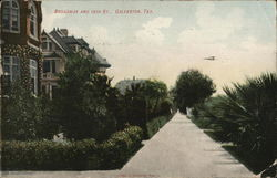 Broadway and 18th St. Postcard