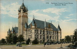 Spokane County Court House