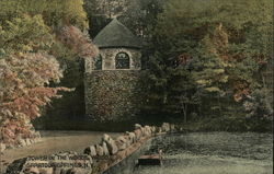 Tower in the Woods, Yaddo