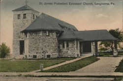 St. James Protestant Episcopal Church