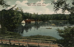 Boat House, Forest Park