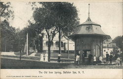 The Old Iron Spring