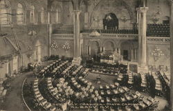 The Assembly Chamber, State Capitol