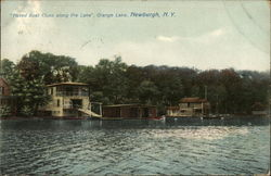 Boat Clubs, Orange Lake