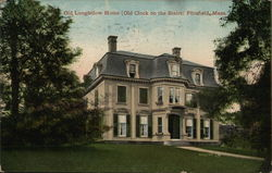 Old Longfellow Home