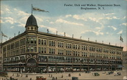 Fowler, Dick and Walker Department Store