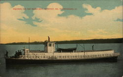 Inquirer, the Fast Motorboat, Rockport, Ind. to Greensburg, Ky.