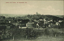 Abbey and Town