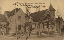 Trinity Lutheran Church and Parsonage