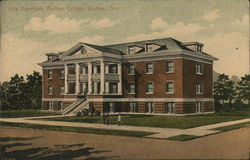 Girls' Dormitory, Bluffton College