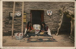 Hopi Basket Weavers