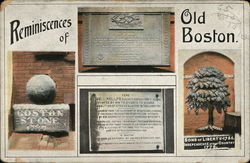 Reminiscences of Old Boston