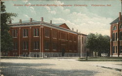 Science Hall and Medical Building, Valparaiso Univeristy