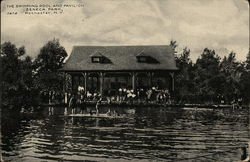 Seneca Park - Swimming Pool and Pavilion