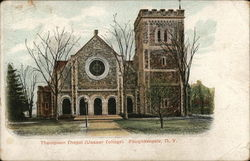 Thompson Chapel, Vassar College