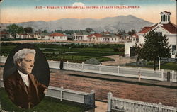 Burbank's Experimental Grounds