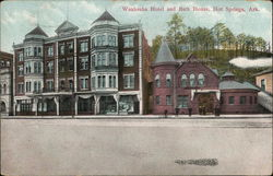 Waukesha Hotel and Bath House