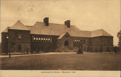 Lawrenceville School - Memorial Hall