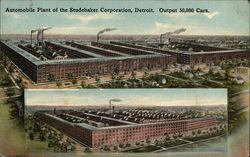 Automobile Plant of the Studebaker Corporation