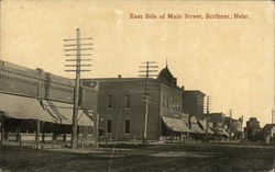 East Side of Main Street