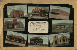 8 Photos Inset - Greetings From Altoona