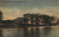 Pine Lake, Near the Automobile Club House