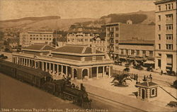 Southern Pacific Station