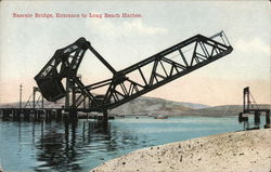 Bascule Bridge, Entrance to Long Beach Harbor