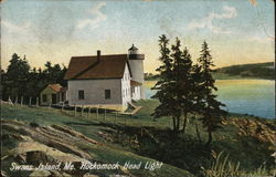 Hockomock Head Light