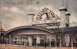 Electric Park - Main Entrance