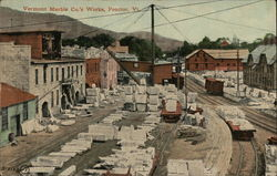 Vermont Marble Co. Works