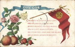 Oregon Symbols