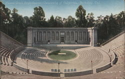 Hearst Greek Amphitheater