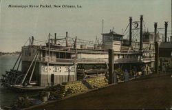 Mississippi River Packet