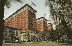 Los Angeles Biltmore - The Host of the Coast