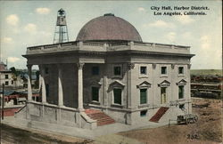 City Hall, Harbor District