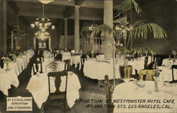 Westminster Hotel Cafe