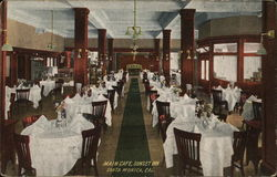 Main Cafe, Sunset Inn