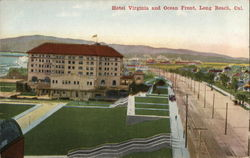 Hotel Virginia and Ocean Front