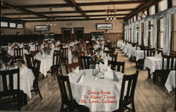 Dining Room, Ye Alpine Tavern