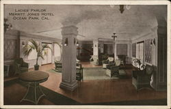 Ladies' Parlor, Merritt Jones Hotel