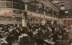 Brink's Cafe - Main Dining Room